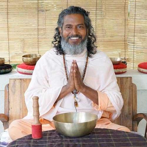 Yoga instructor at goa