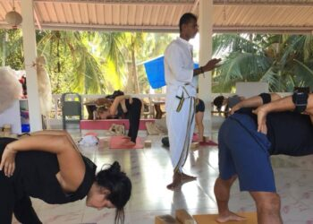 200 Hour yoga ttc in Goa, India