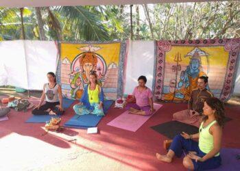 Goa Yogashala India