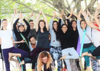Yoga schools in Goa, India